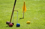 Croquet | available to residents staying in the Holiday Lodges